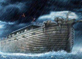 Defining God's Grace Given to Noah